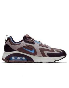 NIKE – Air Max 200 (Plum Eclipse/University Blue-Pumice)