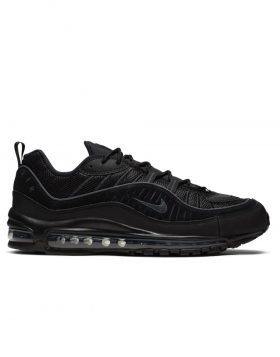 NIKE – Air Max 98 (Black/Anthracite)