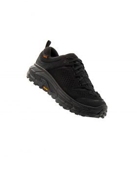HOKA ONE ONE – Tor Ultra Low Man (Black)