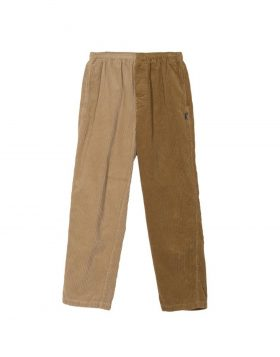 STUSSY – Mix Up Cord Beach Pant (Brown)