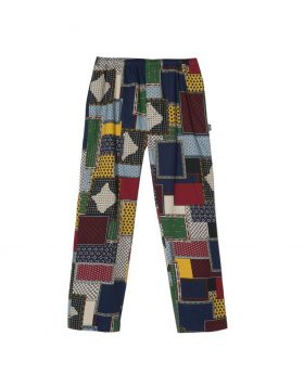 STUSSY – Patchwork Cord Beach Pant (Multicolor)