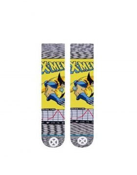 STANCE – X-Men Wolverine Comic (Grey)