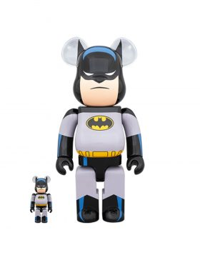 MEDICOM TOY – Be@rbrick Batman Animated 100% & 400%