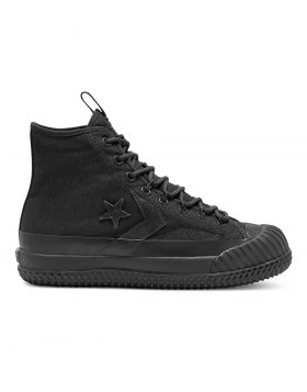 CONVERSE – Unisex Bosey MC High Top (Black/Black/Black)