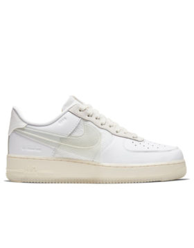 NIKE – Nike Air Force 1 '07 LV8 (White/White-Sail-Black)
