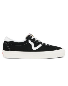 VANS – Style 73 DX Anaheim Factory (Og Black/Suede)