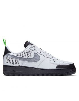 NIKE – Nike Air Force 1 '07 LV8 (Vast Grey/Gunsmoke-Black-Electric Green)