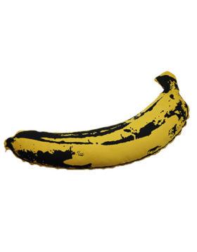 MEDICOM TOY – Medicom x Andy Warhol Banana Plush Toy (Yellow)
