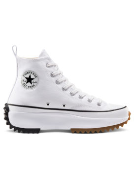 CONVERSE – Run Star Hike High Top (White/Black/Gum)