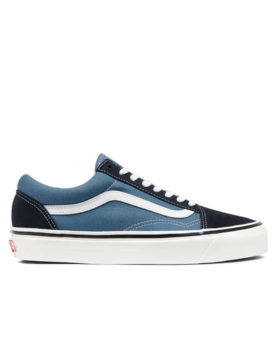 VANS – Old Skool 36 DX Anaheim Factory (OG Navy)