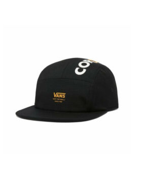 VANS – Cordura Camper Hat (Black/Yellow)