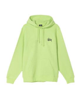 STUSSY – Basic Stussy Hood (Green)