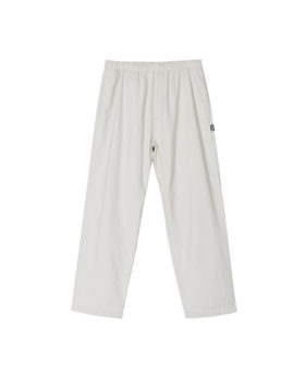 STUSSY – Brushed Beach Pant (Bone)