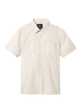 VANS – Shirt x Pilgrim Surf (Natural)