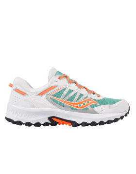 SAUCONY – Excursion TR13 (White/Orange/Aqua)