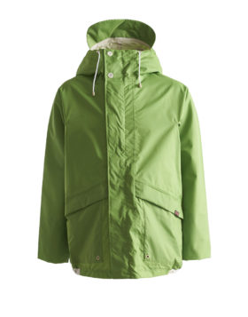 HENRI LLOYD x NIGEL CABOURN – Spray Jacket (Emerald Green)