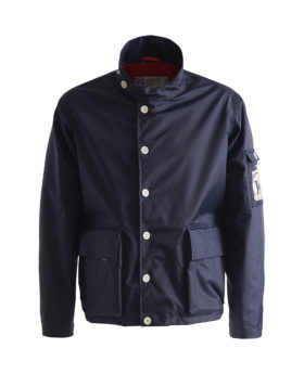 Henri Lloyd x Nigel Cabourn – Deck Jacket (Navy Black)