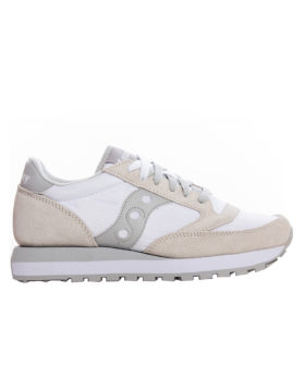 SAUCONY – Original Jazz O' (White/Grey)