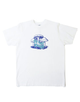 LIFE SUX – Pleasure Tee (White)