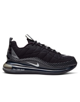 NIKE –  MX 720-818 (Black/Metallic Silver-Black-Anthracite)