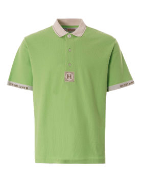HENRI LLOYD x NIGEL CABOURN – Deck Polo Shirt (Emerald Green)