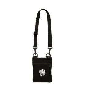 LIFE SUX – Shoulder Bag (Black)