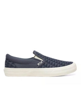 VANS – Classic Slip-On x Pilgrim Surf (Orion Blue/Marshmallow)