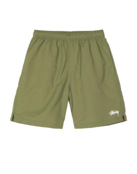 Stüssy – Stock Water Short (Green)