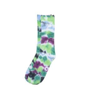 Stüssy – Tie Dye Socks (Blue)