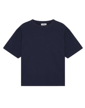 YOU MUST CREATE – Triple SS Tee (Navy)
