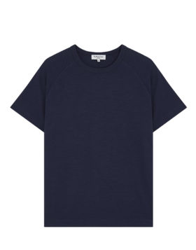 YOU MUST CREATE – TV Raglan Tee (Navy)
