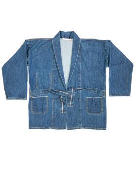 Ermanno Gallamini – kimono – japanese selvedge denim