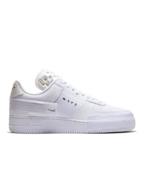 Nike – Air Force 1 Type (White/White-White)