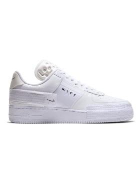 Nike – Air Force 1 Type (White/White-White)