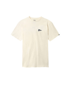 VANS – T-shirt Vans x Pilgrim Surf (Antique White)