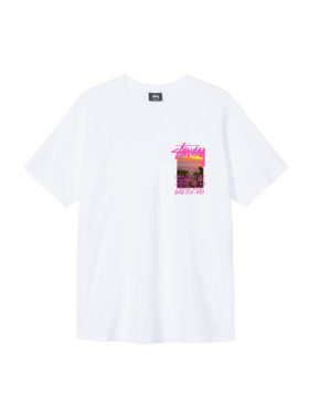 Stüssy – Clear Day Tee (White)