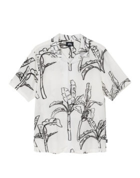 Stüssy – Banana Tree Shirt (Off White)