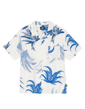 Stüssy – Cactus Rayon Shirt (White)