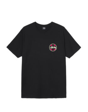 Stüssy – Cross Dot Tee (Black)
