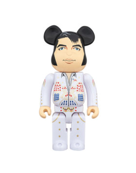 MEDICOM TOY – Be@rbrick Elvis Presley 1000%
