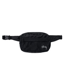 Stüssy – Light Weight Waist Bag (Black)