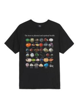 Stüssy – Stones Tee (Black)