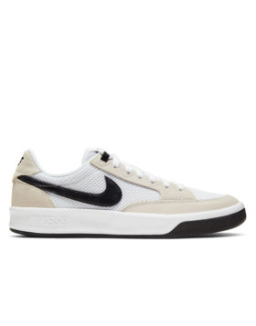 NIKE – SB Adversary (White/Black-White)