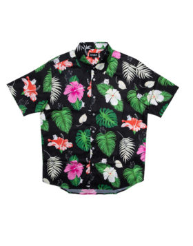 RIPNDIP – Maui Nerm Button Up (Black)