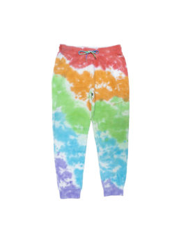 RIPNDIP – Peek A Nermal Sweat Pants (Blotch Tie Dye)