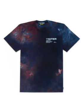 IUTER – Disaster Tee (Multicolor)