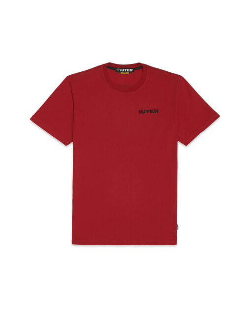 maglietta rossa iuter