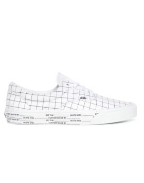 VANS – Era U-Color (Checkerboard/True White)