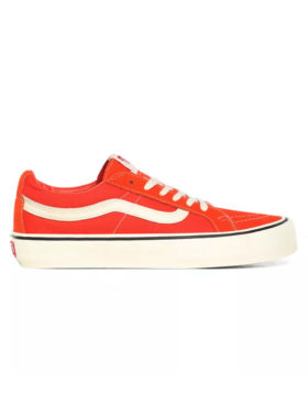 VANS – Sk8-Low Reissue (Tomato/Antique White)