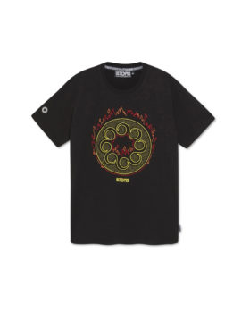 OCTOPUS – More Fire Logo Tee